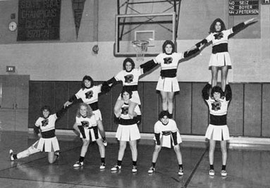 Cheerleading Stunts for Small Squads http://aescougarcheer.com/Cheer101/StuntProgression.htm